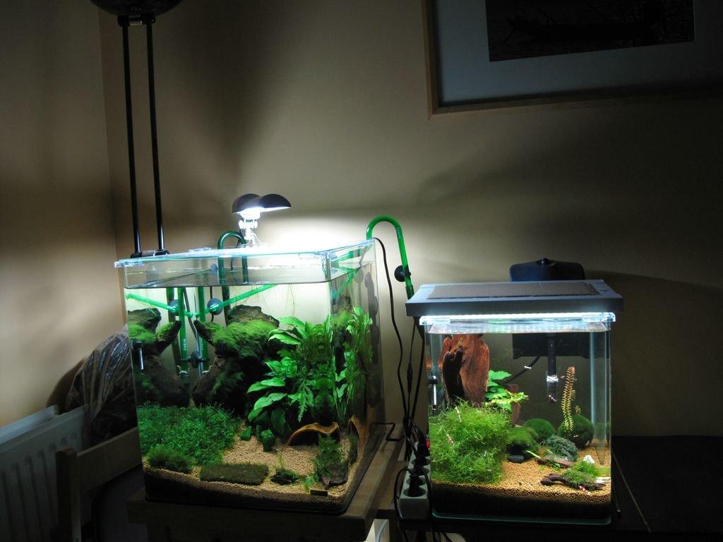 nano aquarium lampe