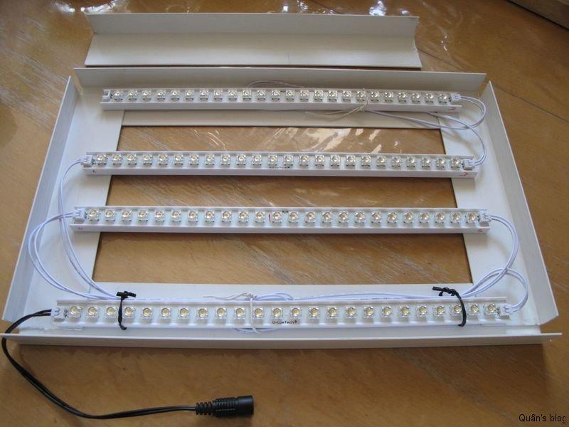 eclairage led fait maison ventana blog. Black Bedroom Furniture Sets. Home Design Ideas